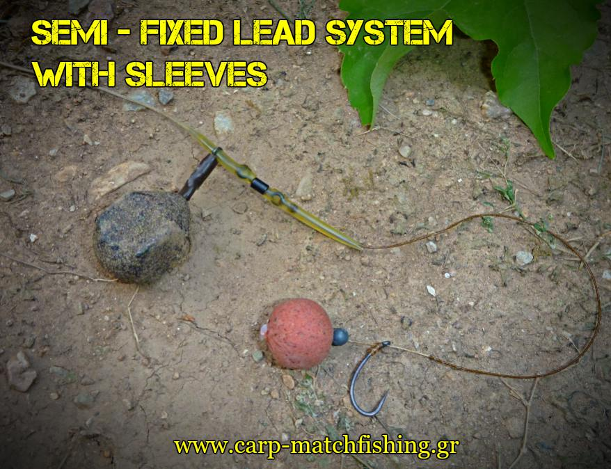 Semi-fixed-lead-system-with-sleeves-rig-carpmatchfishing