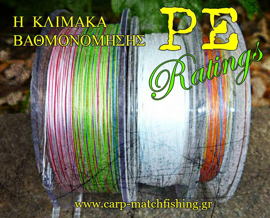 PE-ratings-for-braided-lines-scale-carpmatchfishing