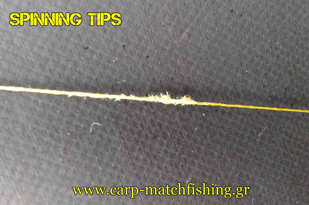 spinning-tips-broken-braid-carpmatchfishing