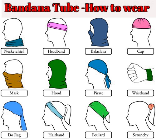 bandana tube how to wear alpine thermal carpmatchfishing