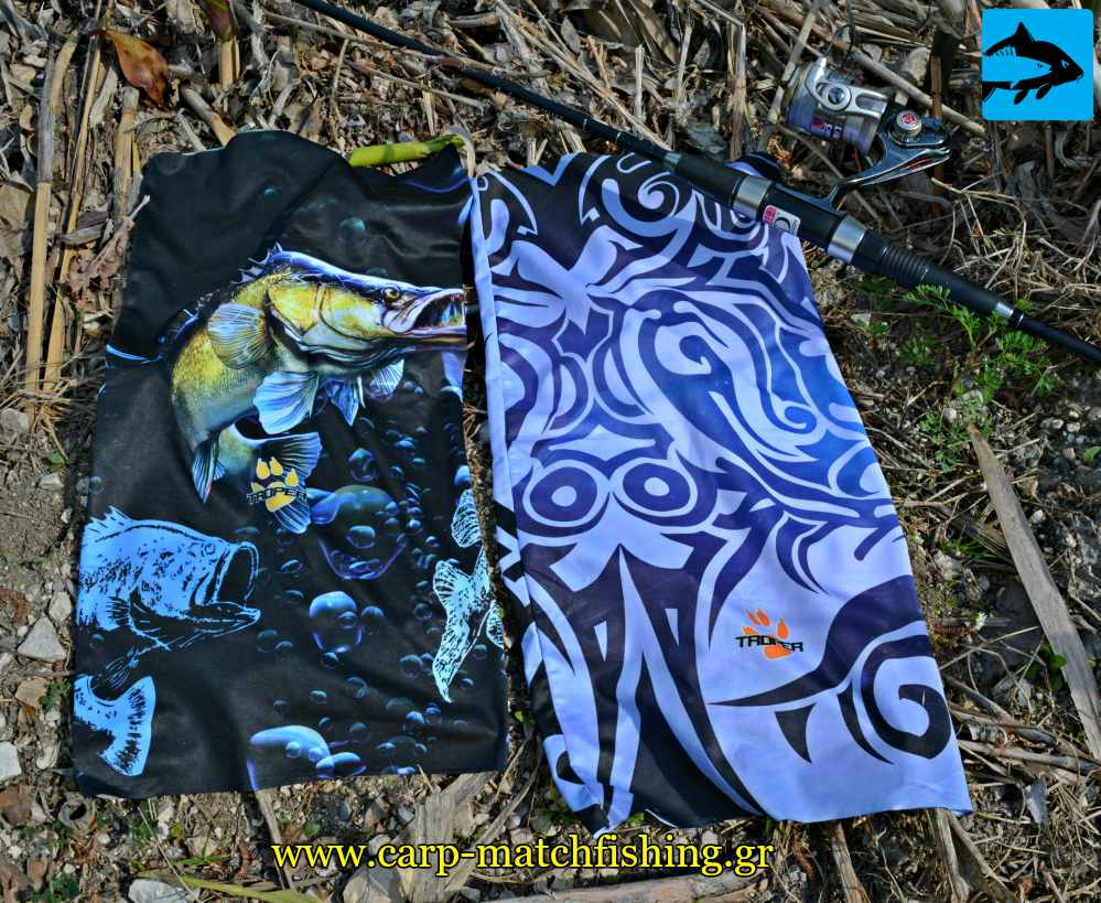 bandana tubes alpine thermal fish tribal carpmatchfishing