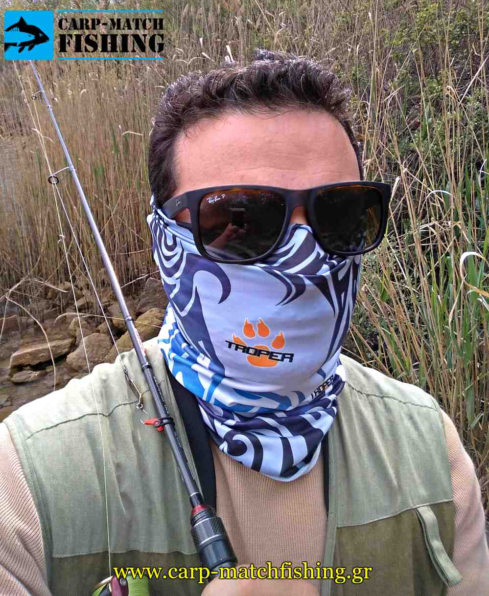 tribal bandana tube alpine thermal carpmatchfishing