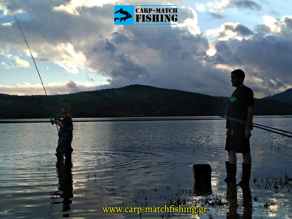 carpfishing spodding aoos arx carpmatchfishing protathlima carp kiprinos
