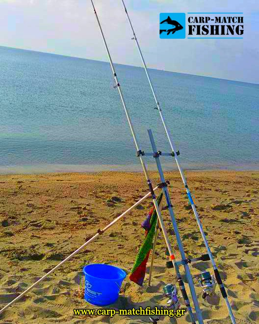 vasi surfcasting sunset en plo kalaitzi carpmatchfishing
