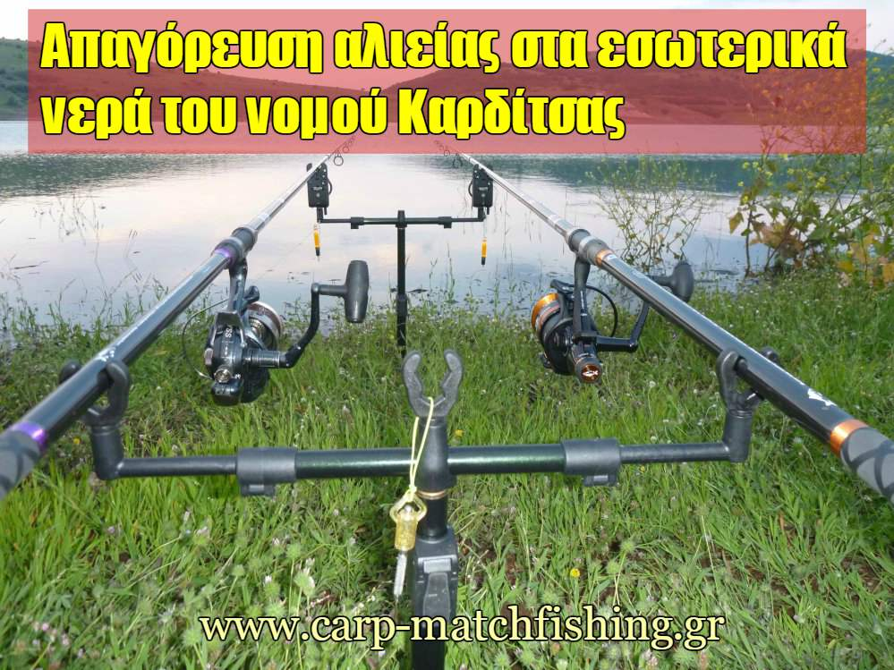 apagoreusi alieias smokovo lake carpmatchfishing