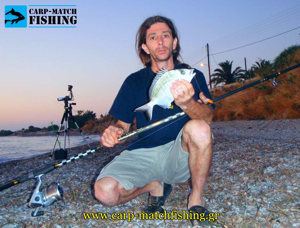 casting blue moon sargos sp carpmatchfishing
