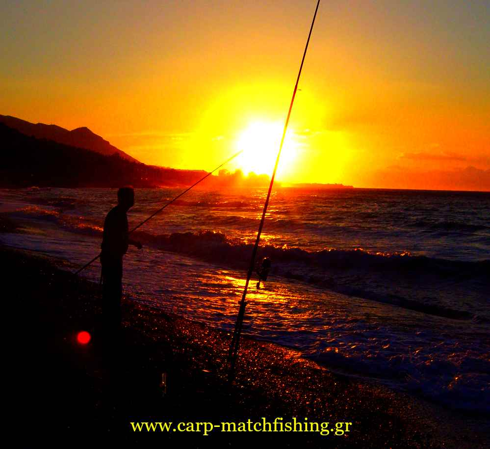 casting-sunset-melanouria-floats-carpmatchfishing