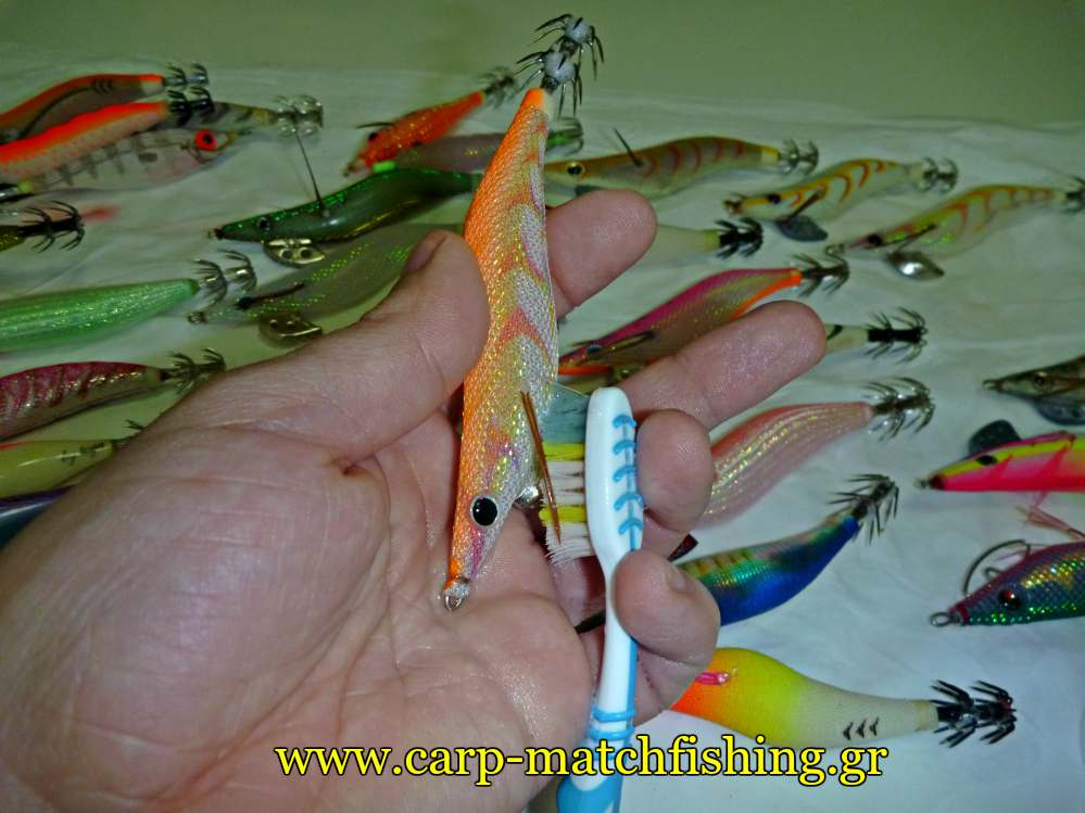 eging-cleaning-jig-toothbrush-carpmatchfishing