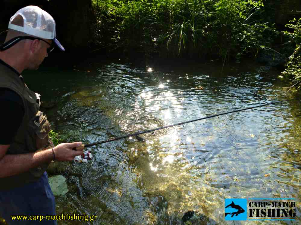 spinning potami aris carpmatchfishing