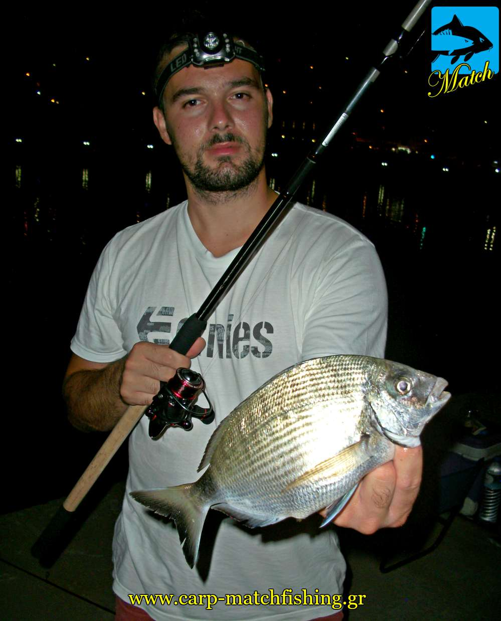 sargos match rod pap psarema carpmatchfishing