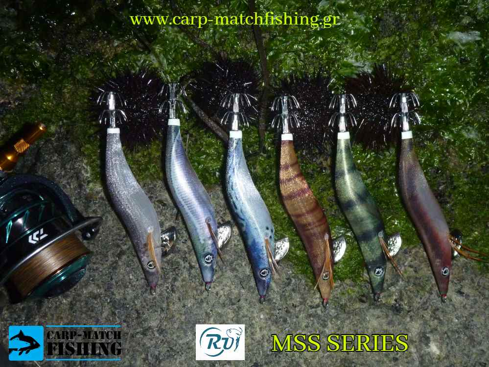 mss rui jigs squid eging carpmatchfishing