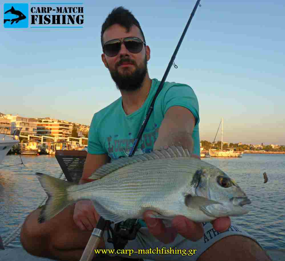 tsipoura match fishing bullet garbolino carpmatchfishing