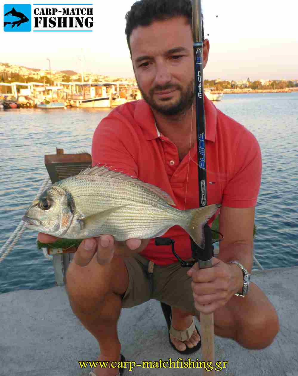 tsipoura mikri match fishing sfaltos carpmatchfishing