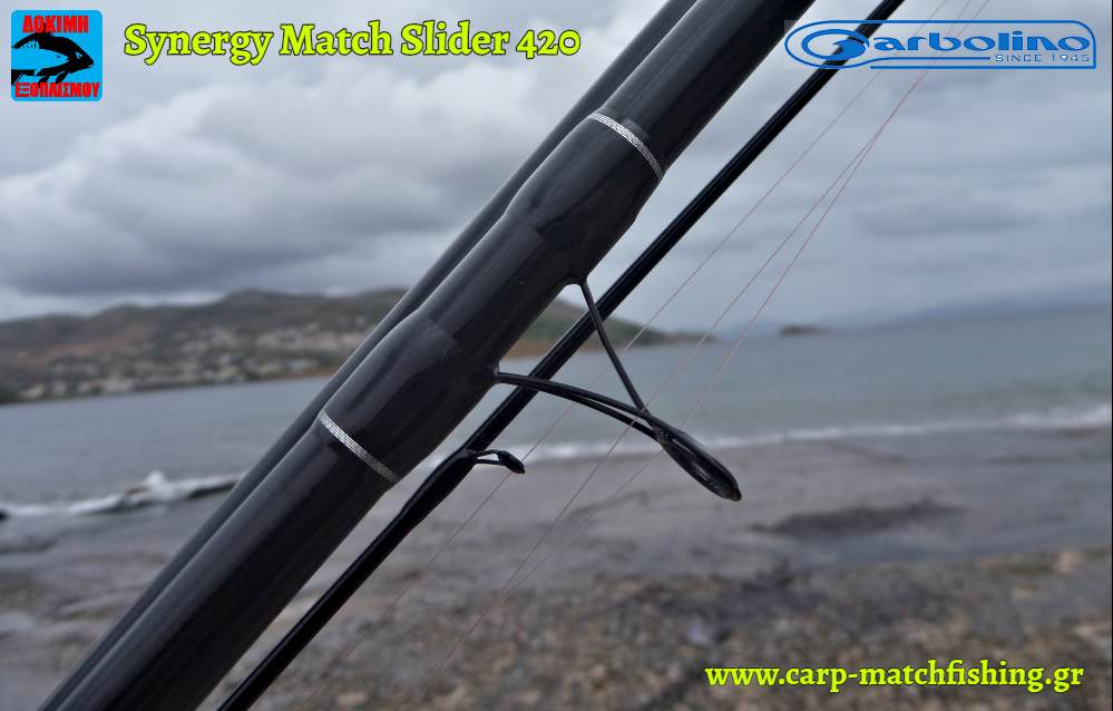 guides garbolino match slider 420 carpmatchfishing