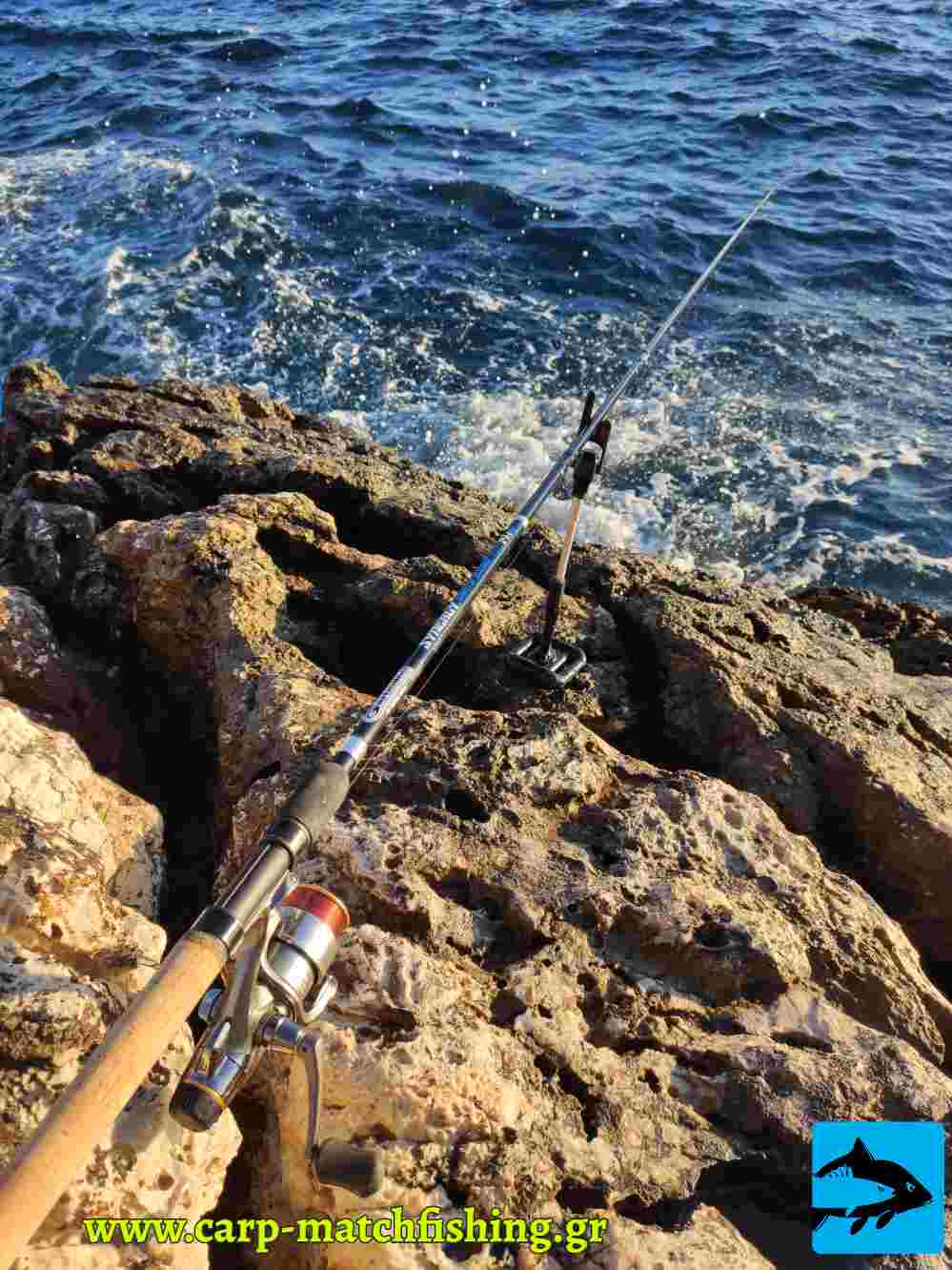 sea rock match fishing garbolino synergy carpmatchfishing