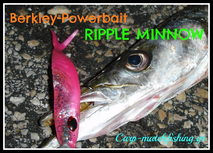 berkley powerbait ripple minnow