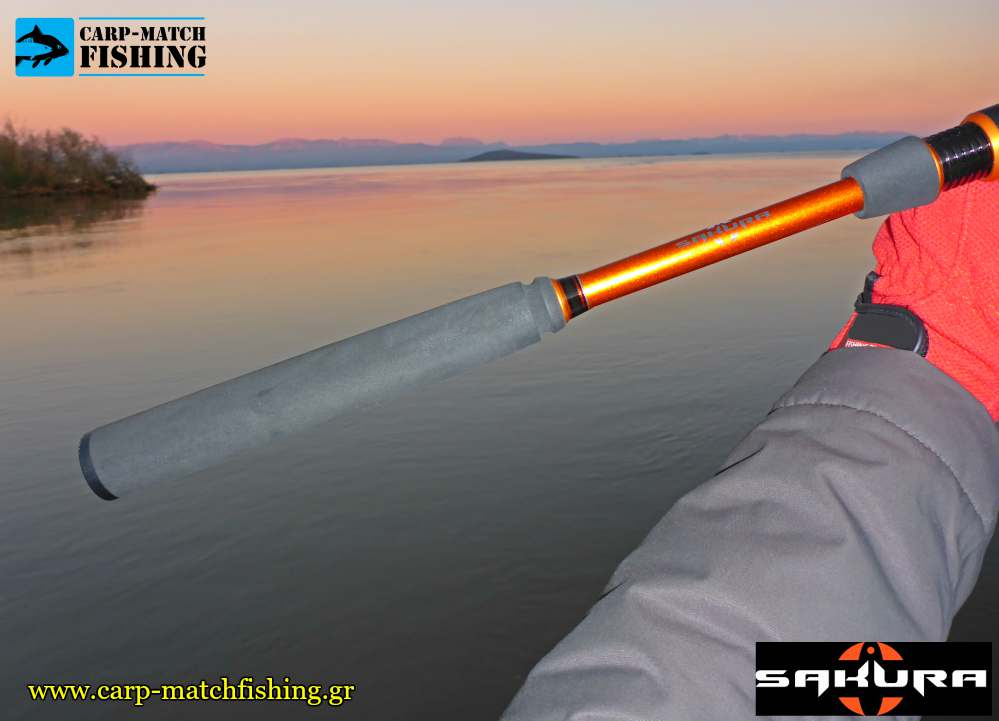 sakura spinning rod sportism neo split butt carpmatchfishing
