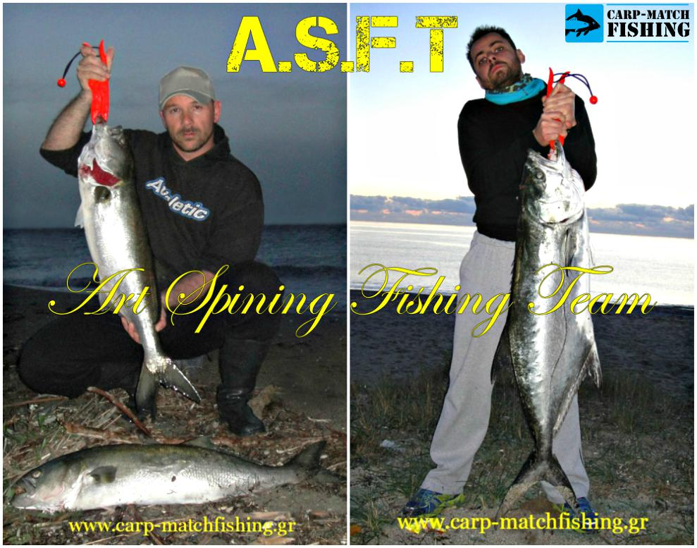 asft art spinning fishing team arta carpmatchfishing