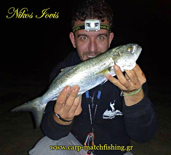 nikos iovis team carpmatchfishing