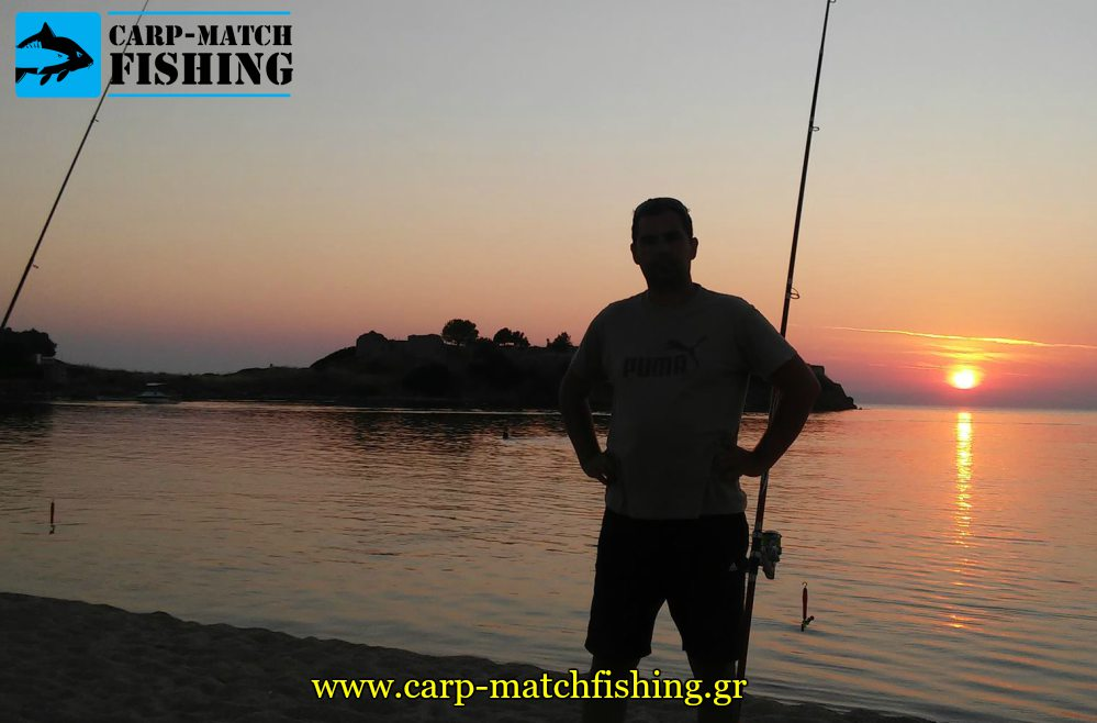 fishing sunset psareutikes eksormiseis carpmatchfishing